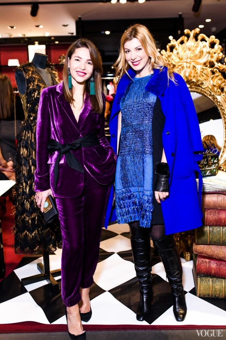 Мария Яслинская и Марыся Горобец