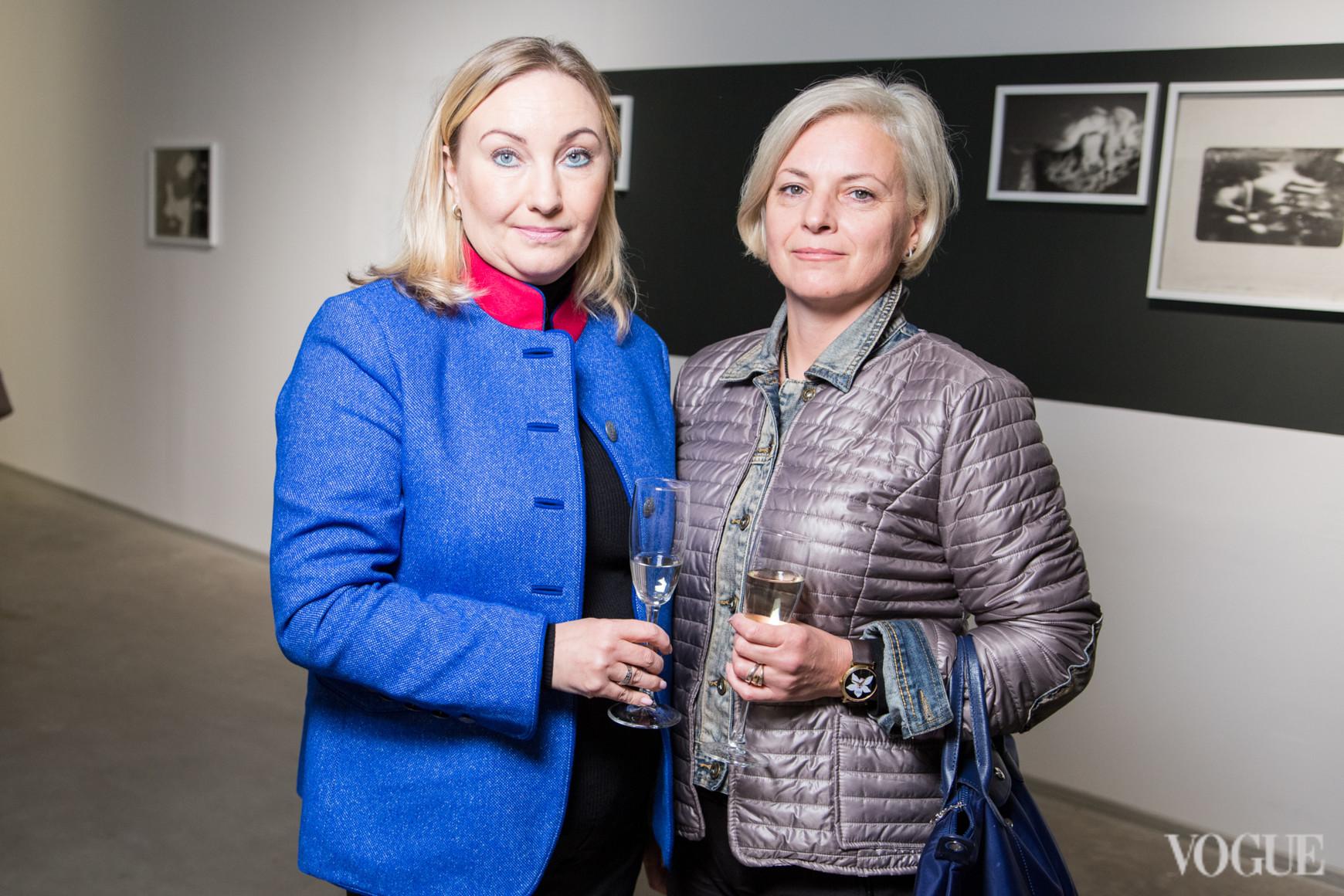 Елена Чернова и Жанна Яремчук