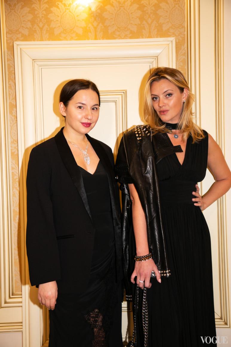 Виолетта Федорова и София Милано