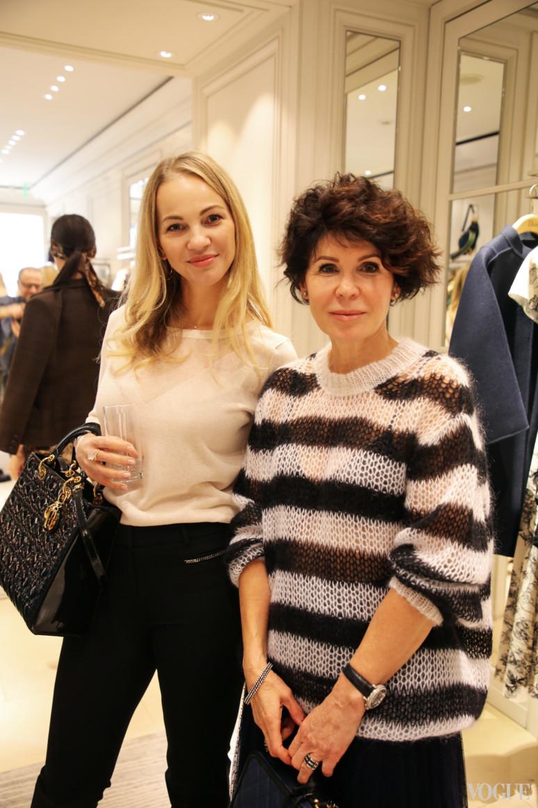 Наталя Лимар та Ірина Слобідська