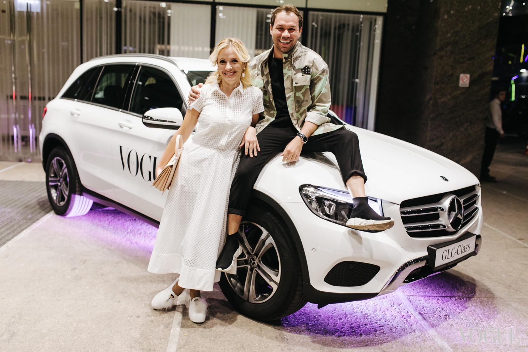 Алина Харченко и Андре Тан