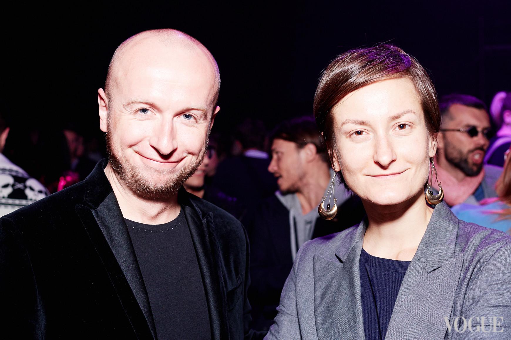 Евгений Березницкий и Татьяна Соловей