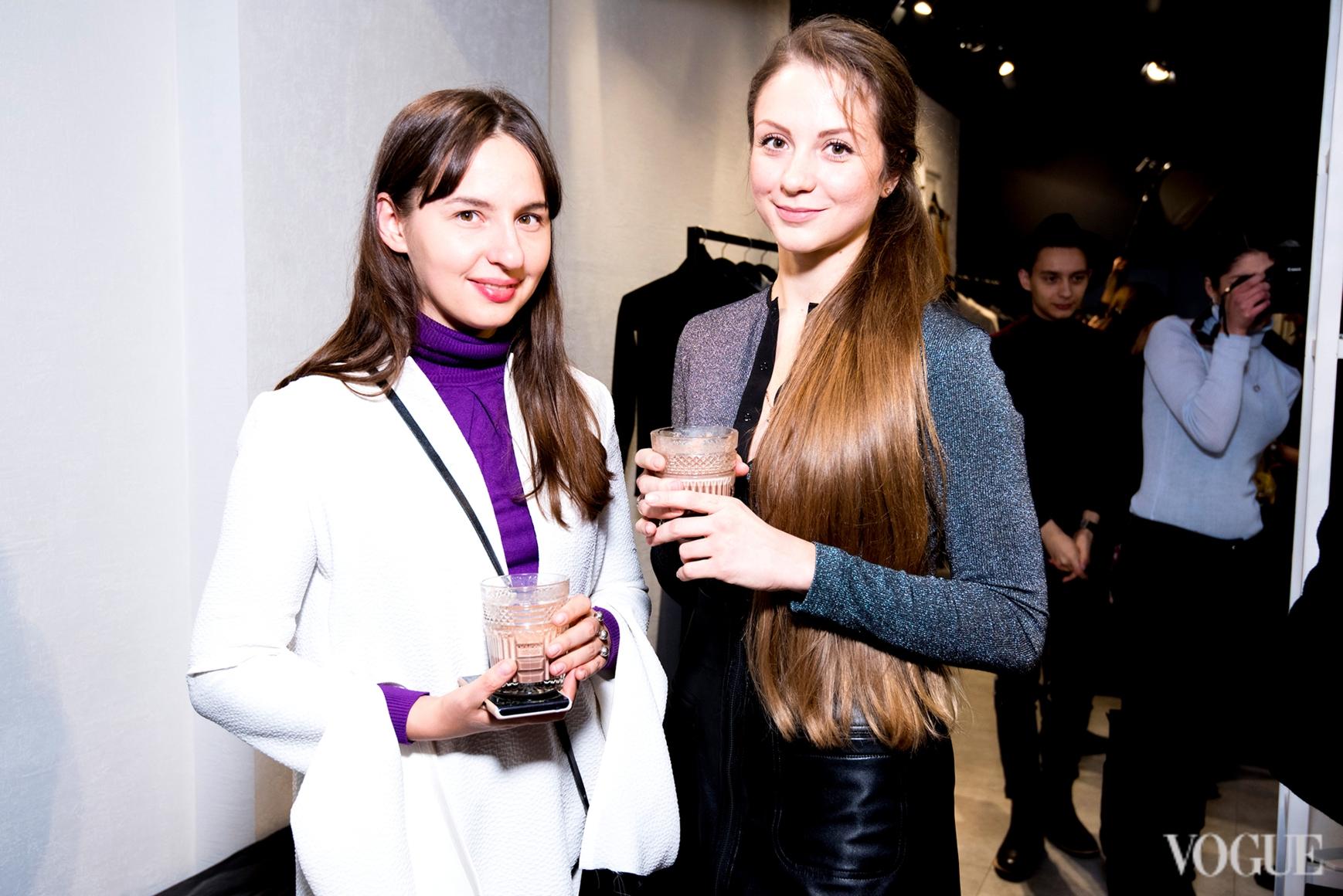 Виолетта Федорова и Галина Матвийчук