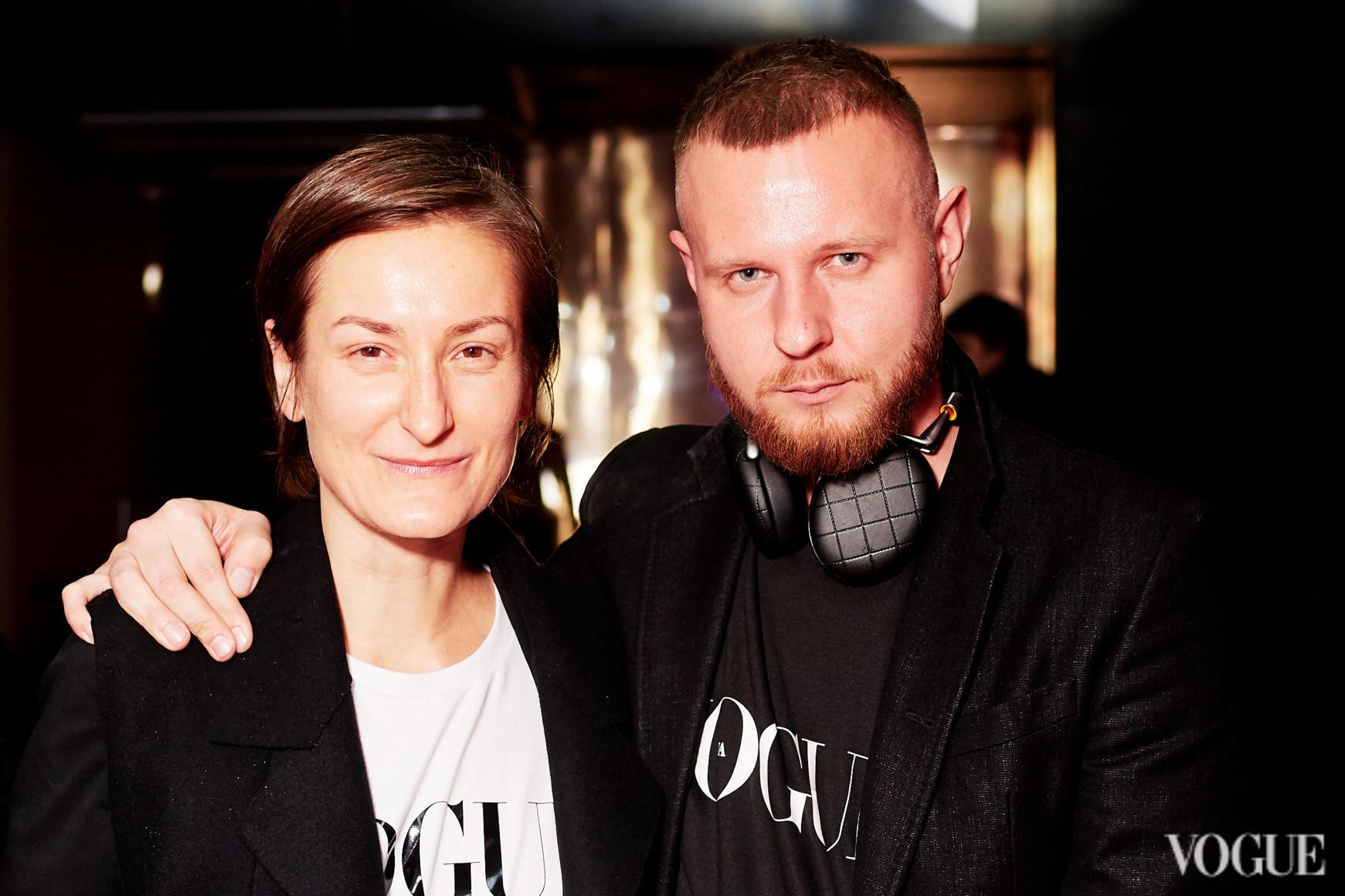 Татьяна Соловей и Митя Моисейкин