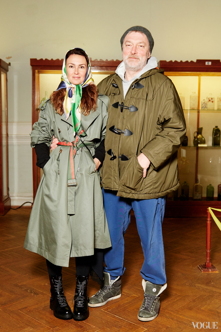 Ірина Костюк і Сергій Созановський