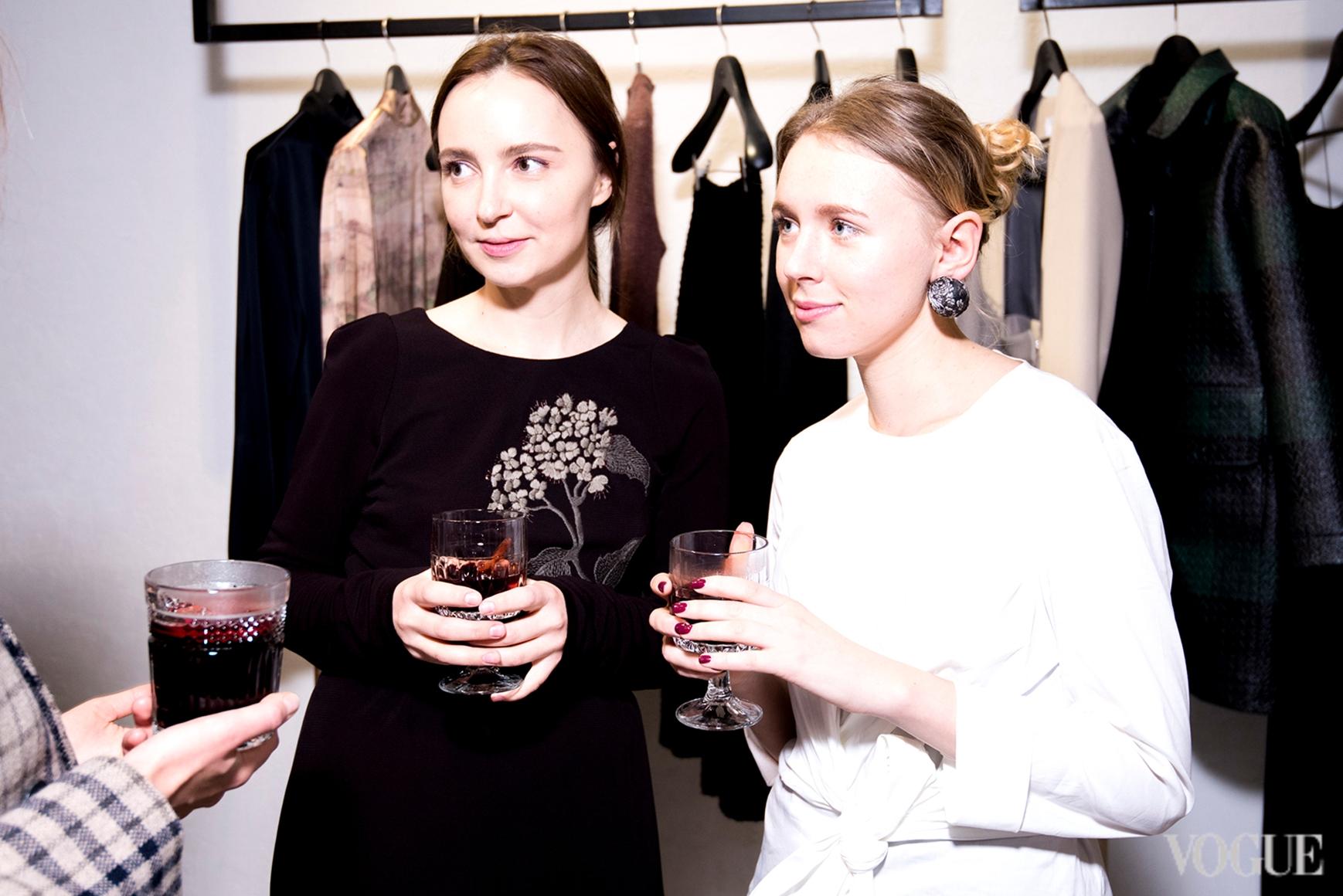 Анастасия Рябоконь и Мария Гаврилюк