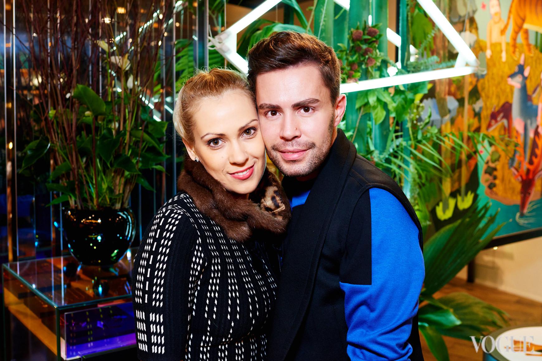 Алена Дальская и Алексей Прищепа