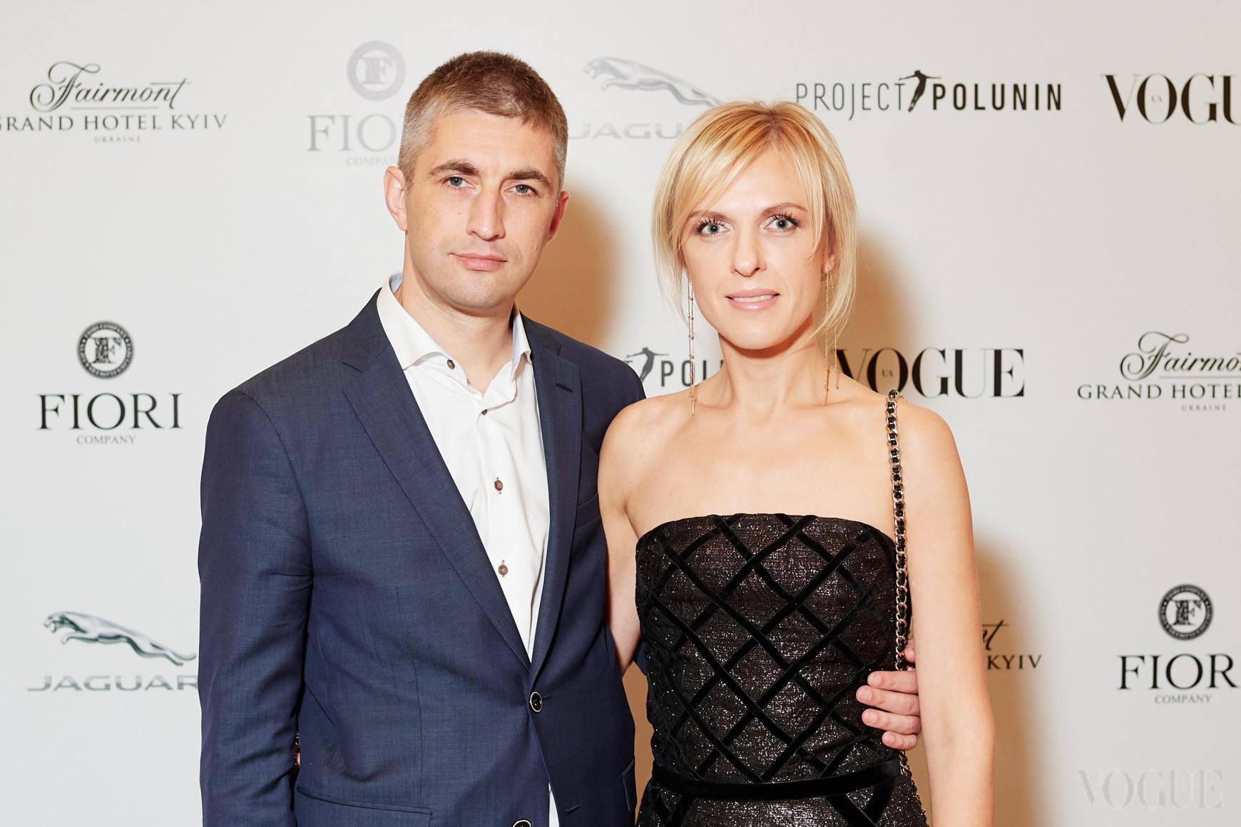 Евгений Лященко и Юлия Костецкая