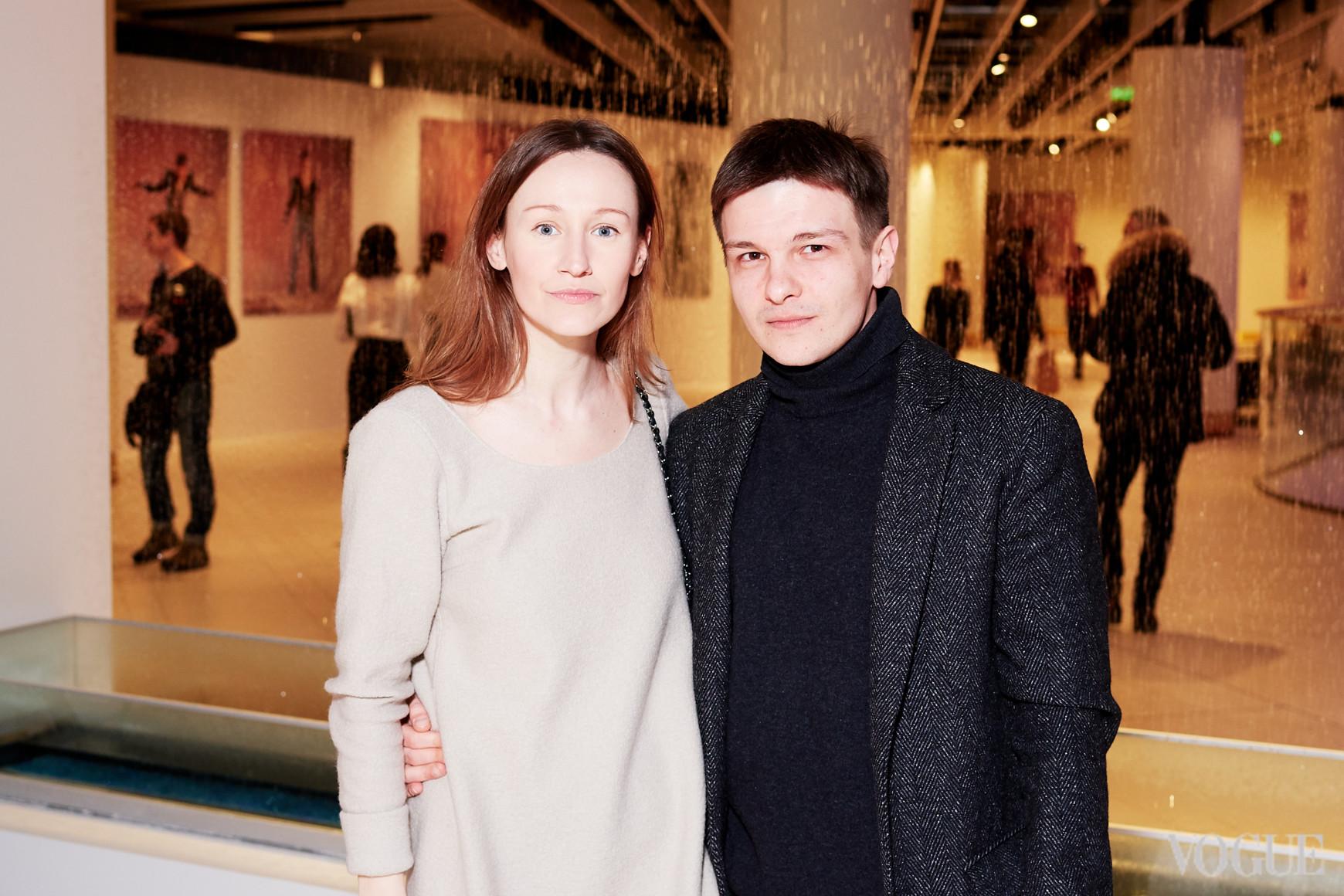 Василина Врублевская и Сергей Ковалев