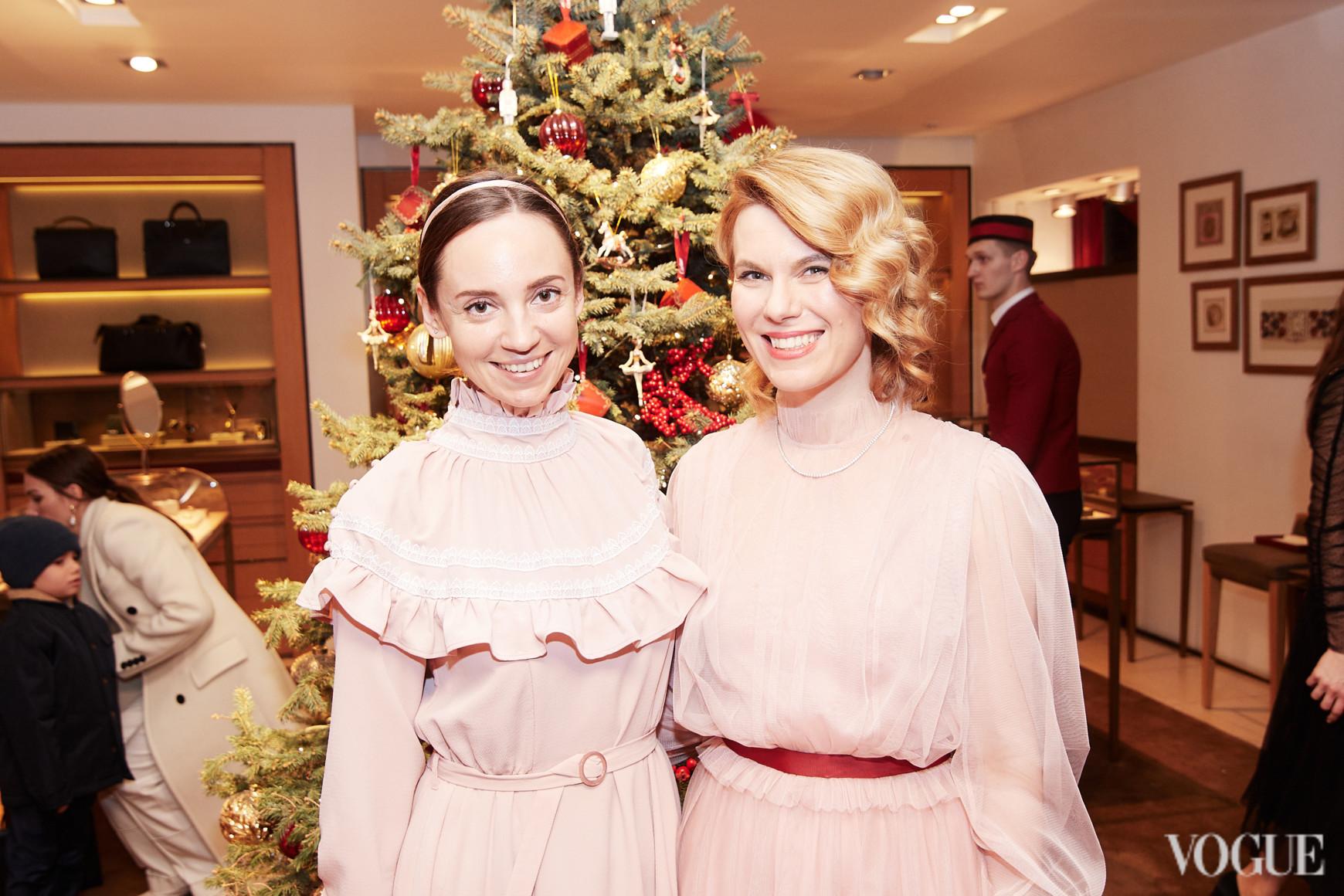 Яна Вуева и Наталья Листопад