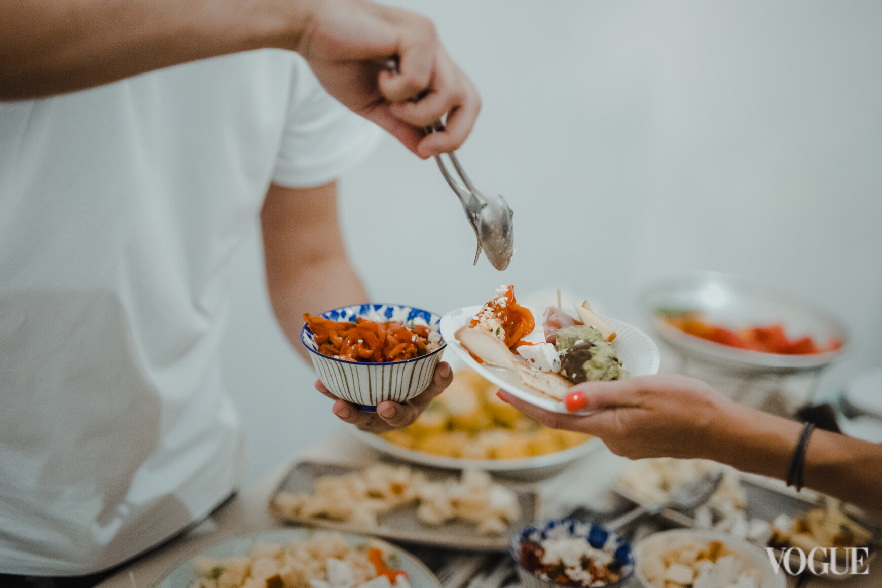 Ресторан KRITIKOS – гастро-партнер выставки FUTURESPECTIVE