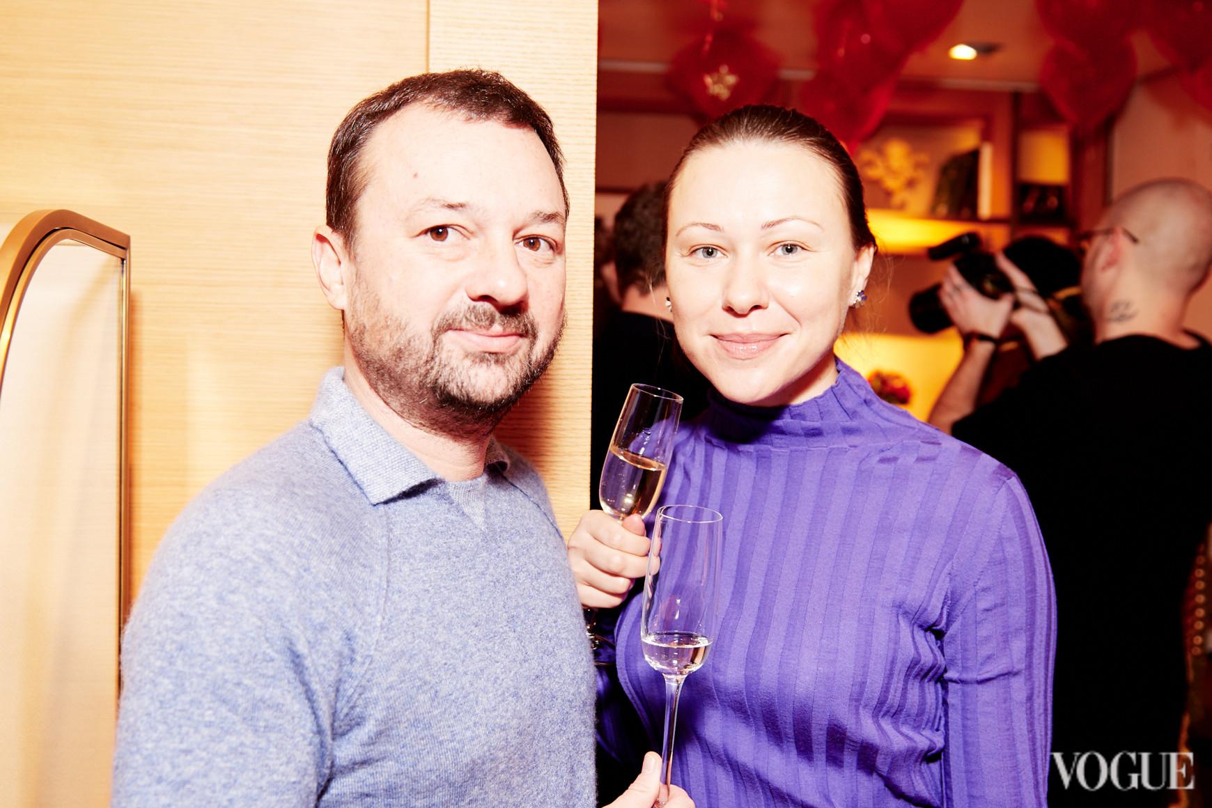 Егор и Ирина Лихацкие