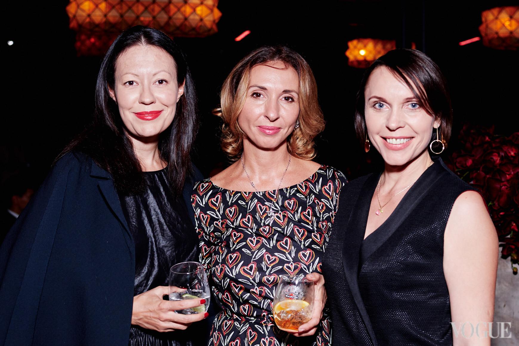 Ирина Тимофеева и Наталья Савченко