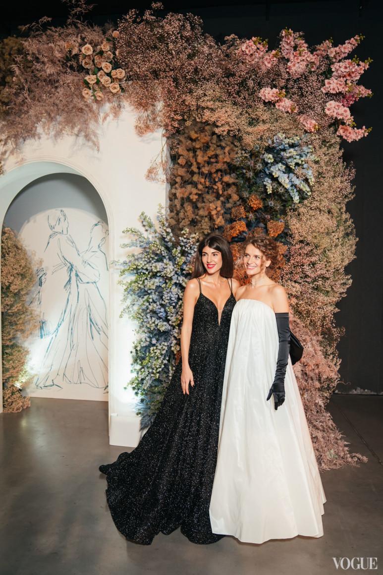 Сабина Мусина и Валерия Гузема