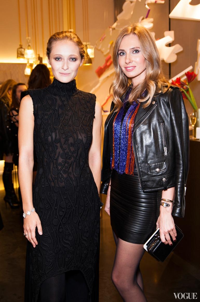 Дарья Шаповалова и Наталья Череп