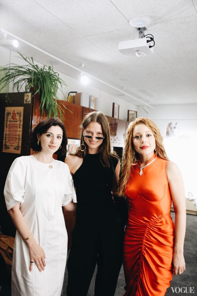 Світлана Бевза, Тетяна Рубан, Тіна Кароль