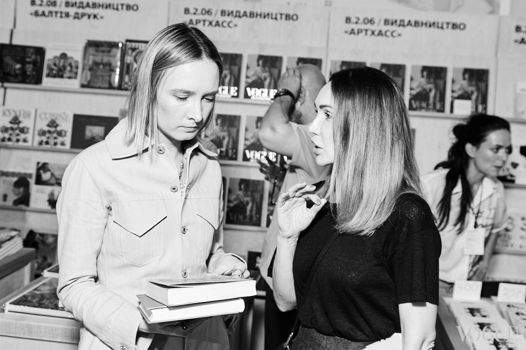 Ольга Сушко и Наталья Бровди
