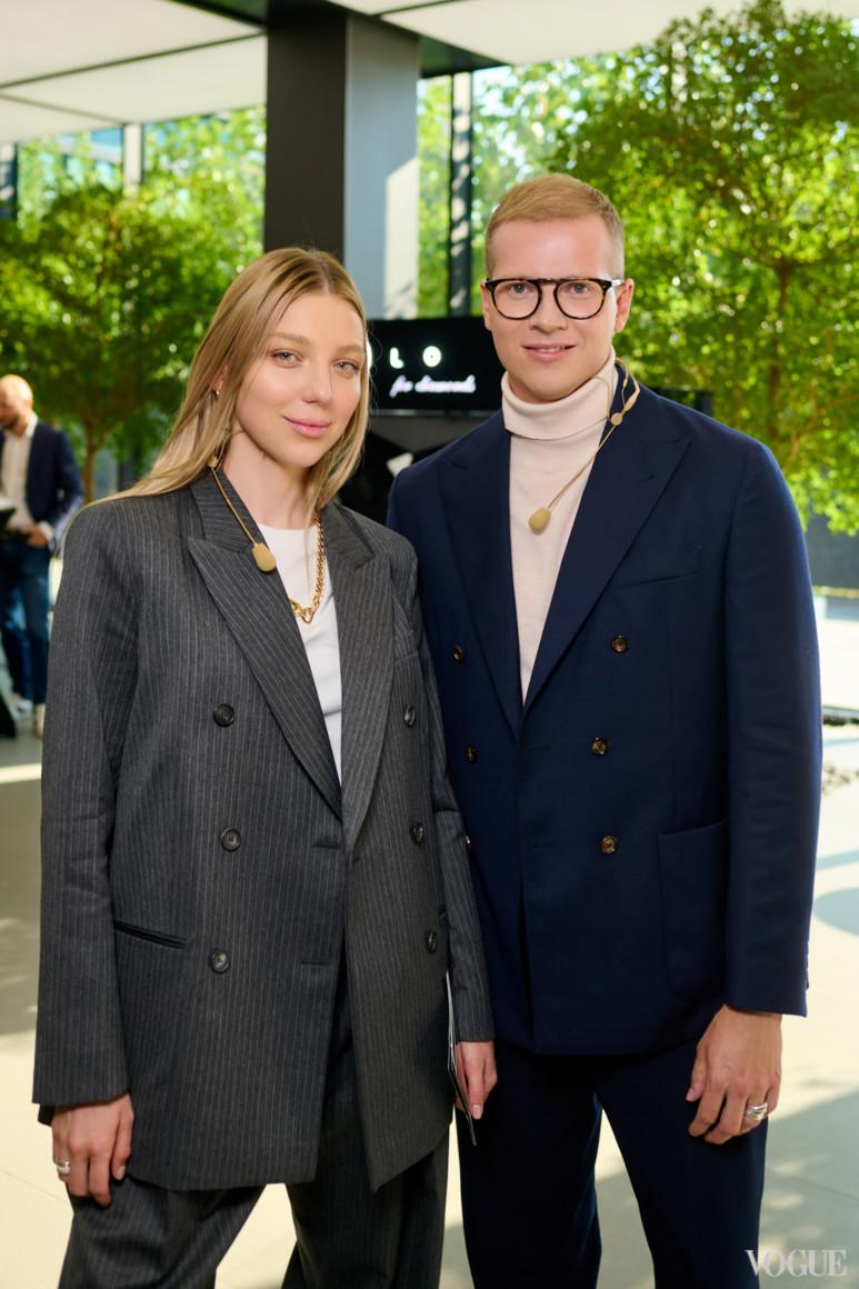 Мэри Фуртас и Веня Брыкалин