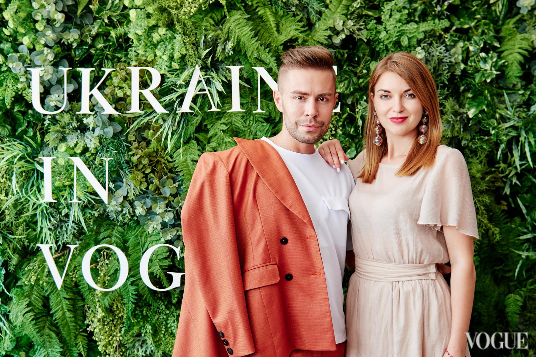 Алексей Прищепа и Елена Добрынская