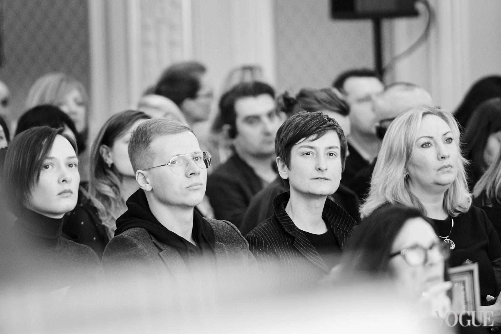 Ольга Сушко, Веня Брыкалин, Татьяна Соловей и Елена Чернова