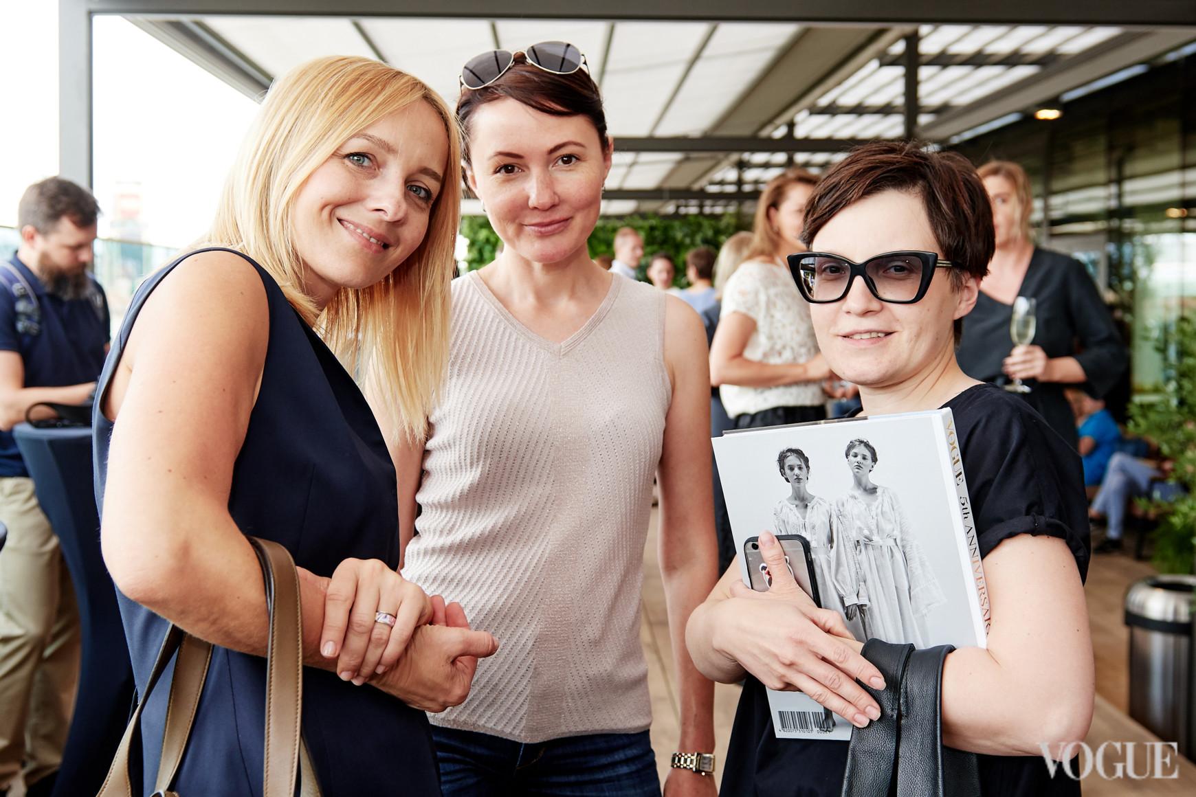 Наталія Бондарчук та Олена Дружиніна