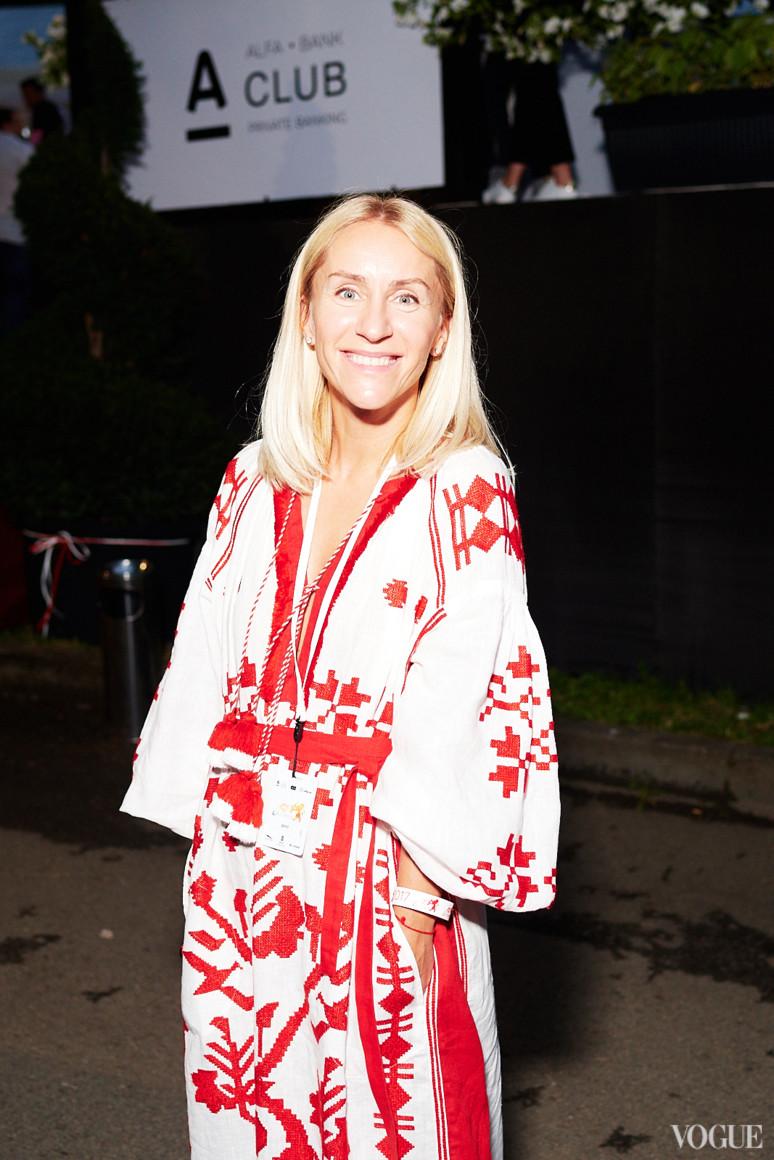 Ольга Буяновская