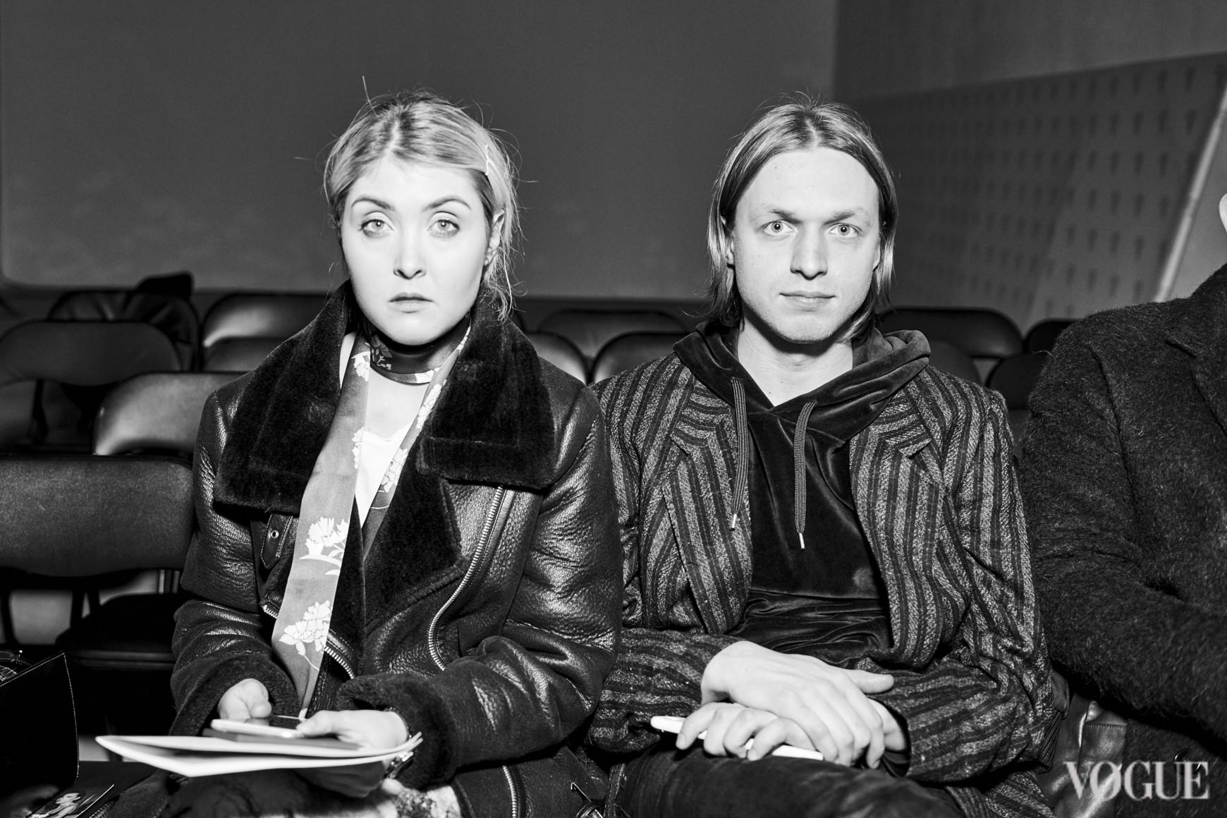 Татьяна Немченко и Евгений Примаченко