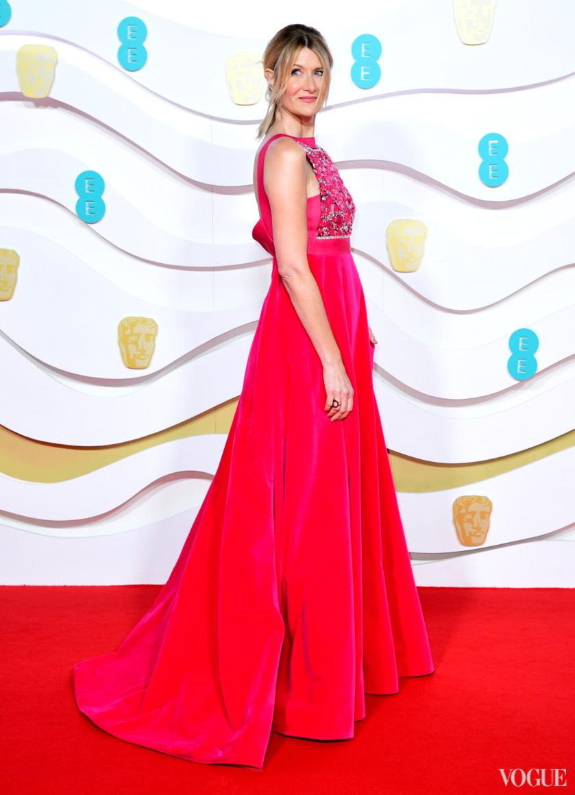 Лора Дерн в Valentino Haute Couture