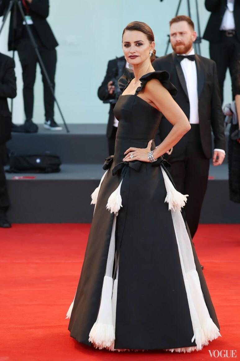Пенелопа Крус в Chanel Haute Couture