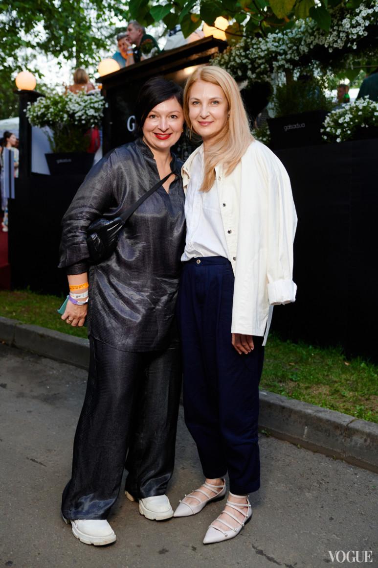 Кристина Бобкова и Виктория Зубенко