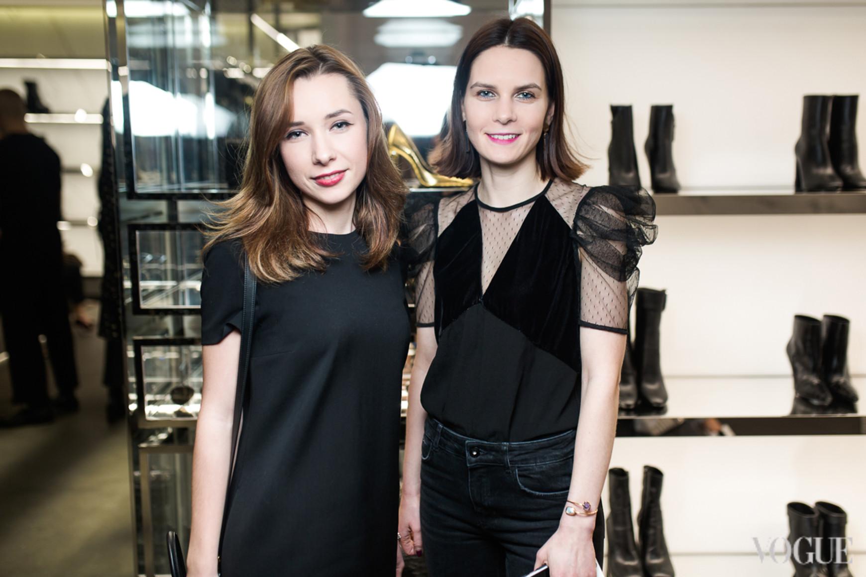 Кристина Билозир и Лена Фабровская
