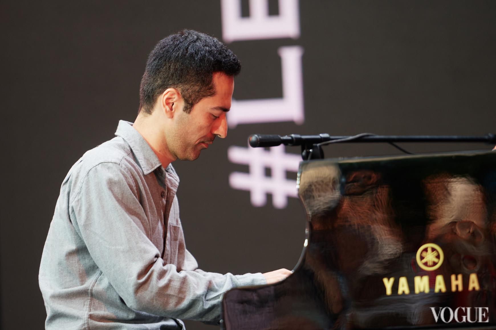 """Выступление Avishai Cohen Trio """"Arvoles"""""""