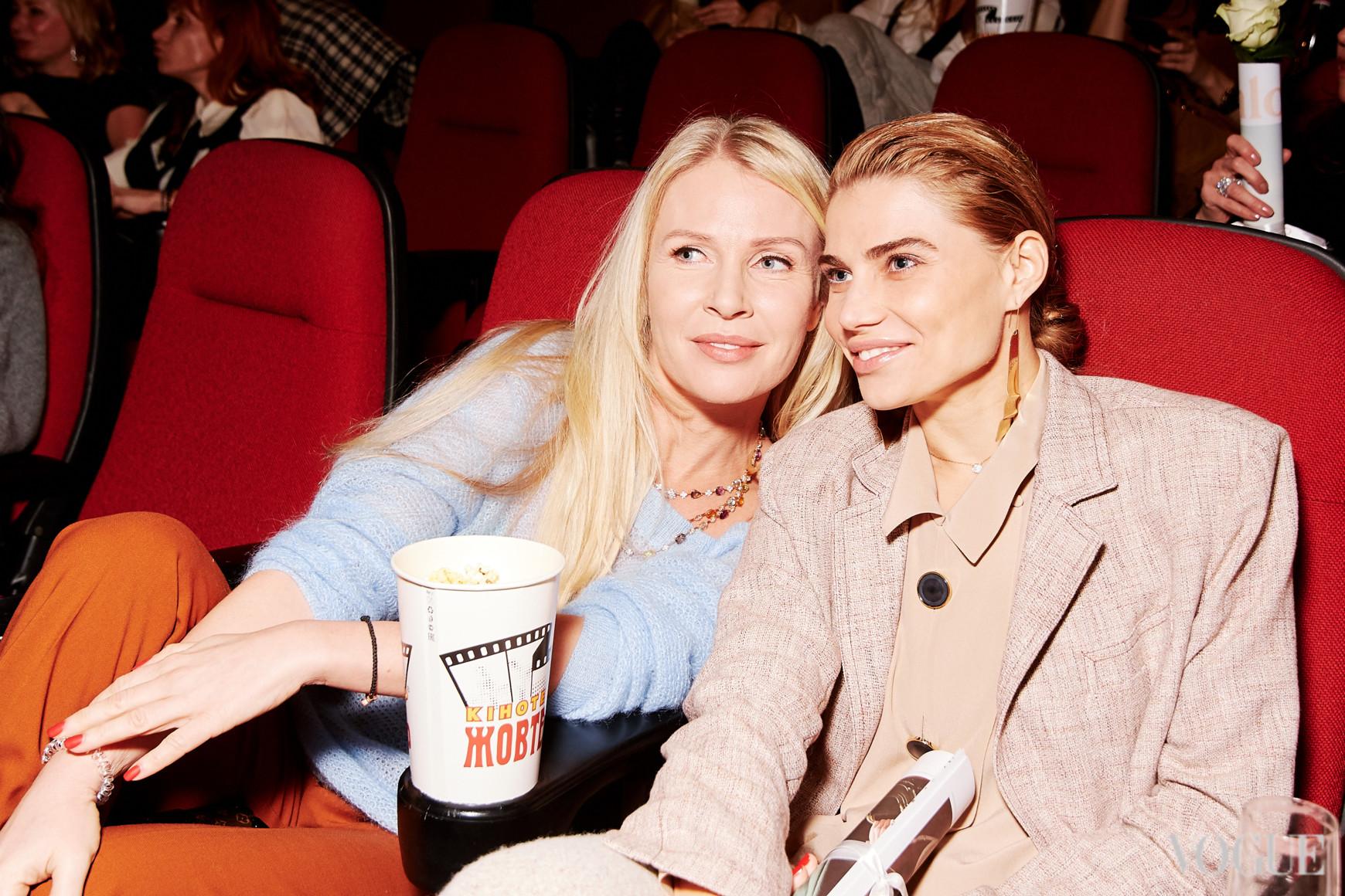 Анна Мартыненко и Юлия Богдан