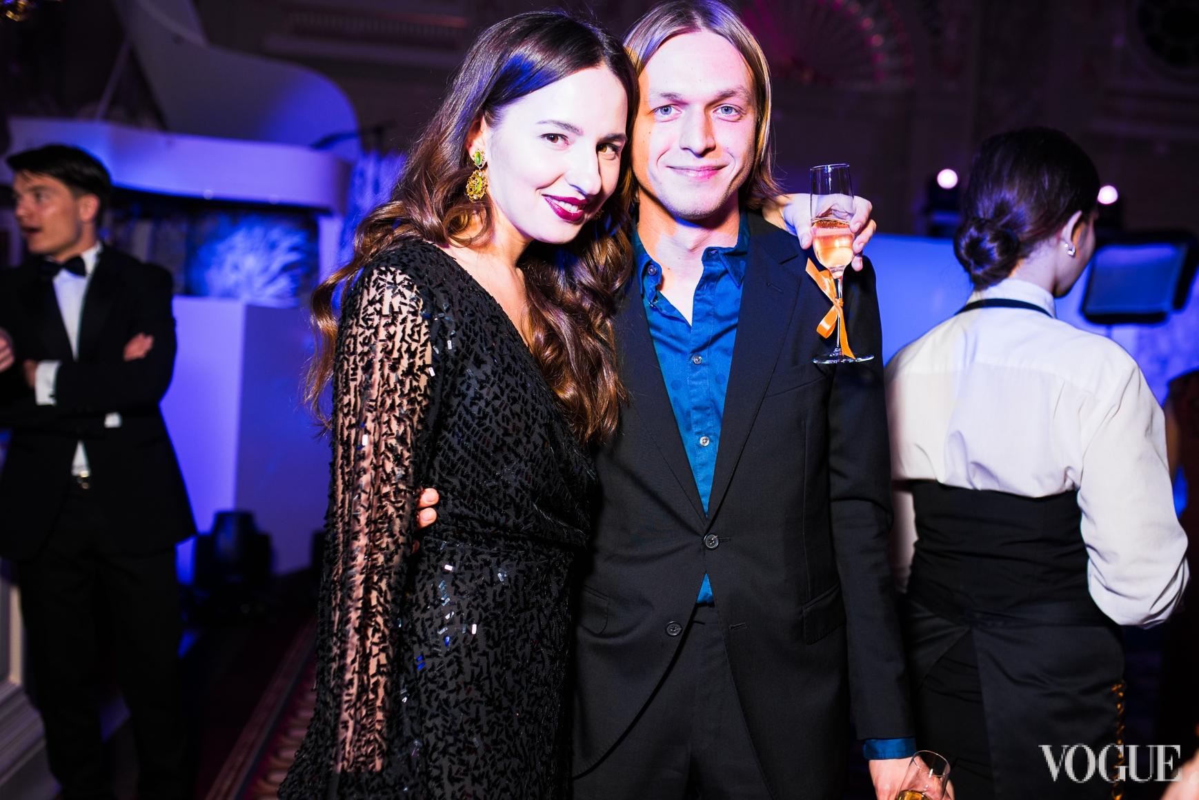 Виолетта Федорова и Евгений Примаченко