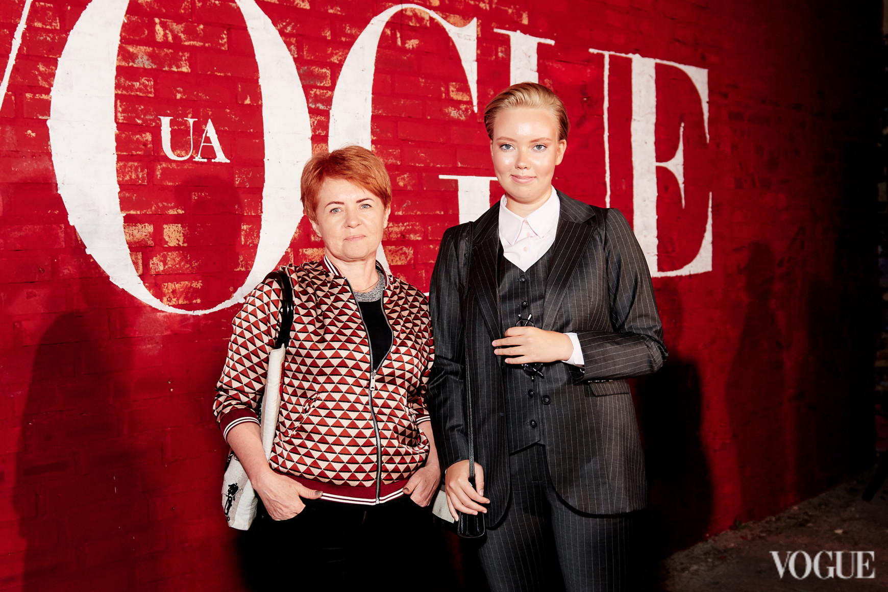 Ольга Андреева и Валентина Чернова