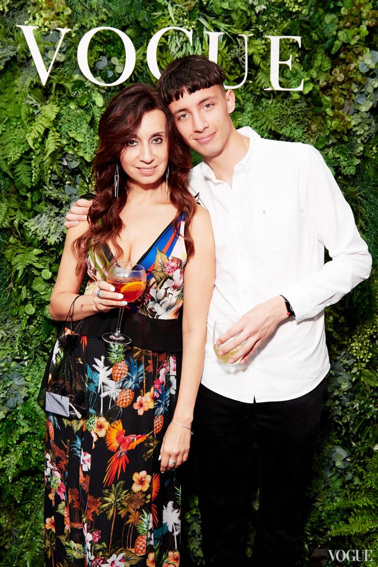 Марина и Василий Гроголь