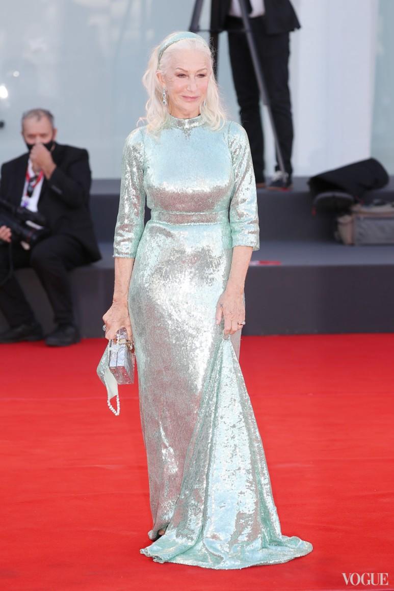 Хелен Миррен в Dolce & Gabbana