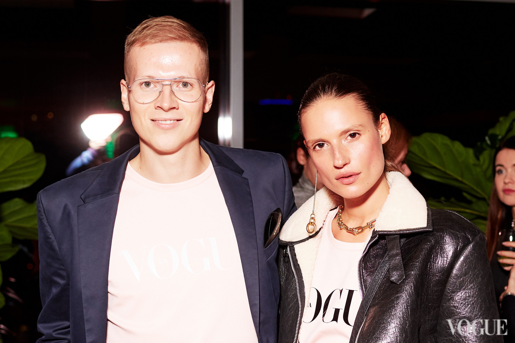 Веня Брыкалин и Кейт Андервуд
