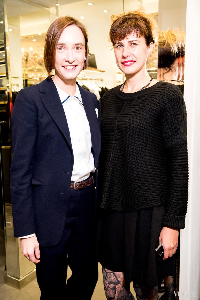 Ольга Сушко и Инна Ткалич