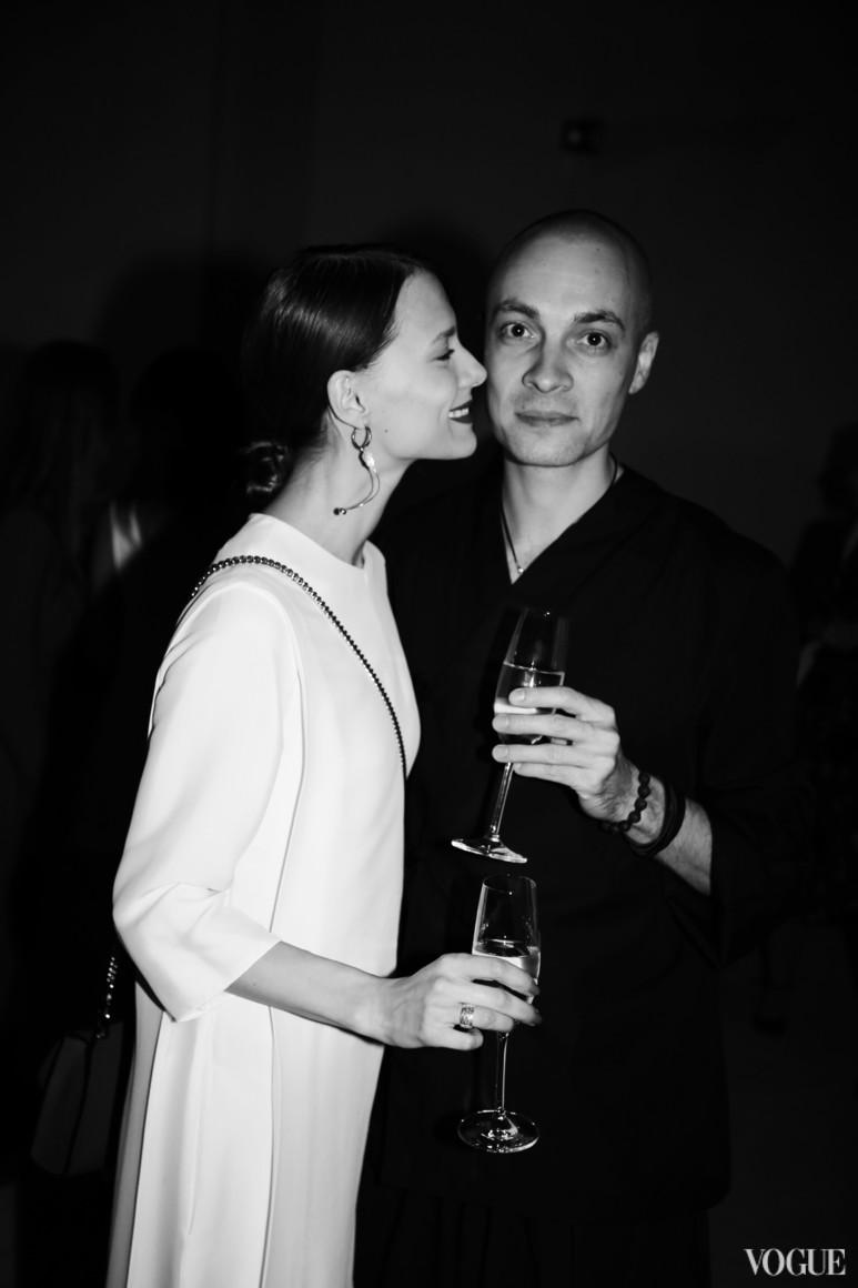 Иванка Тарнавская и Михаил Балог