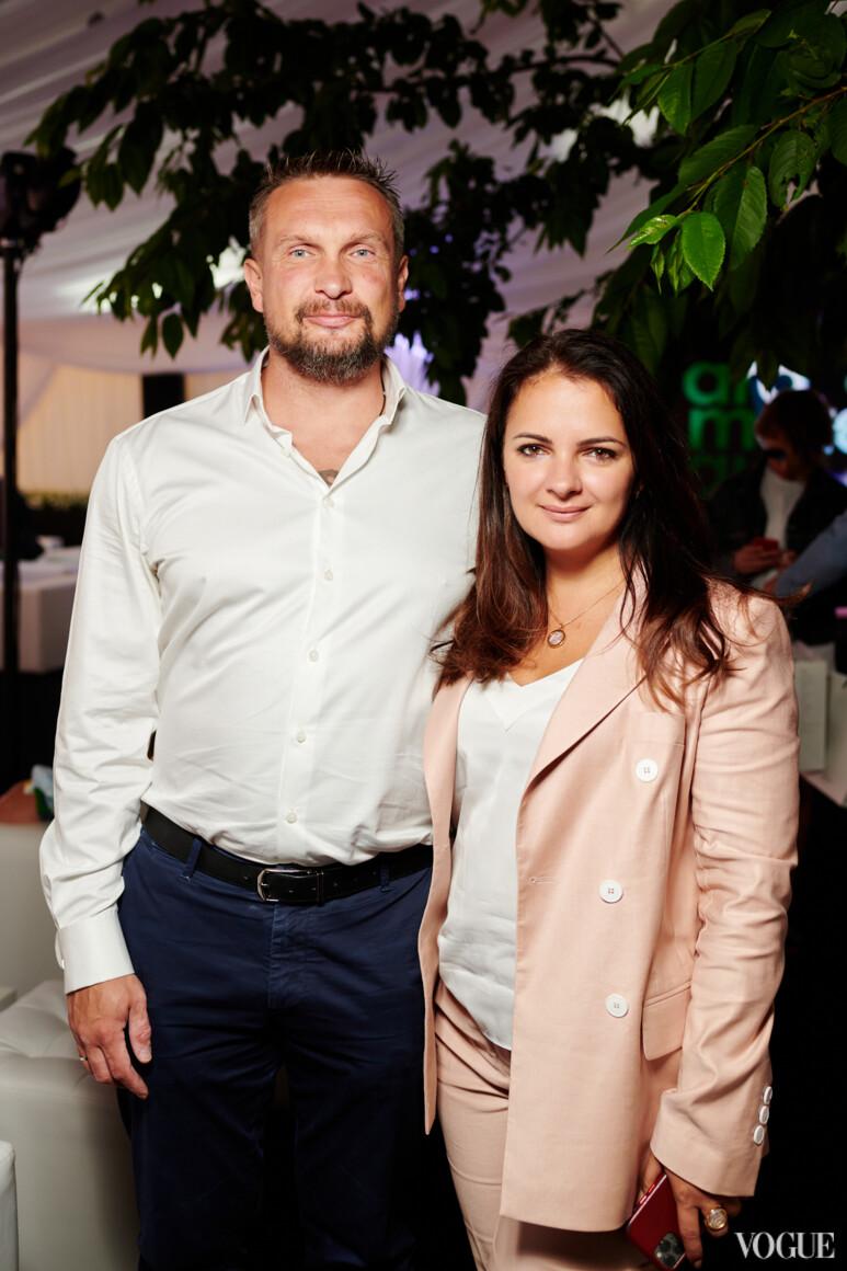Тарас и Анна Горкун