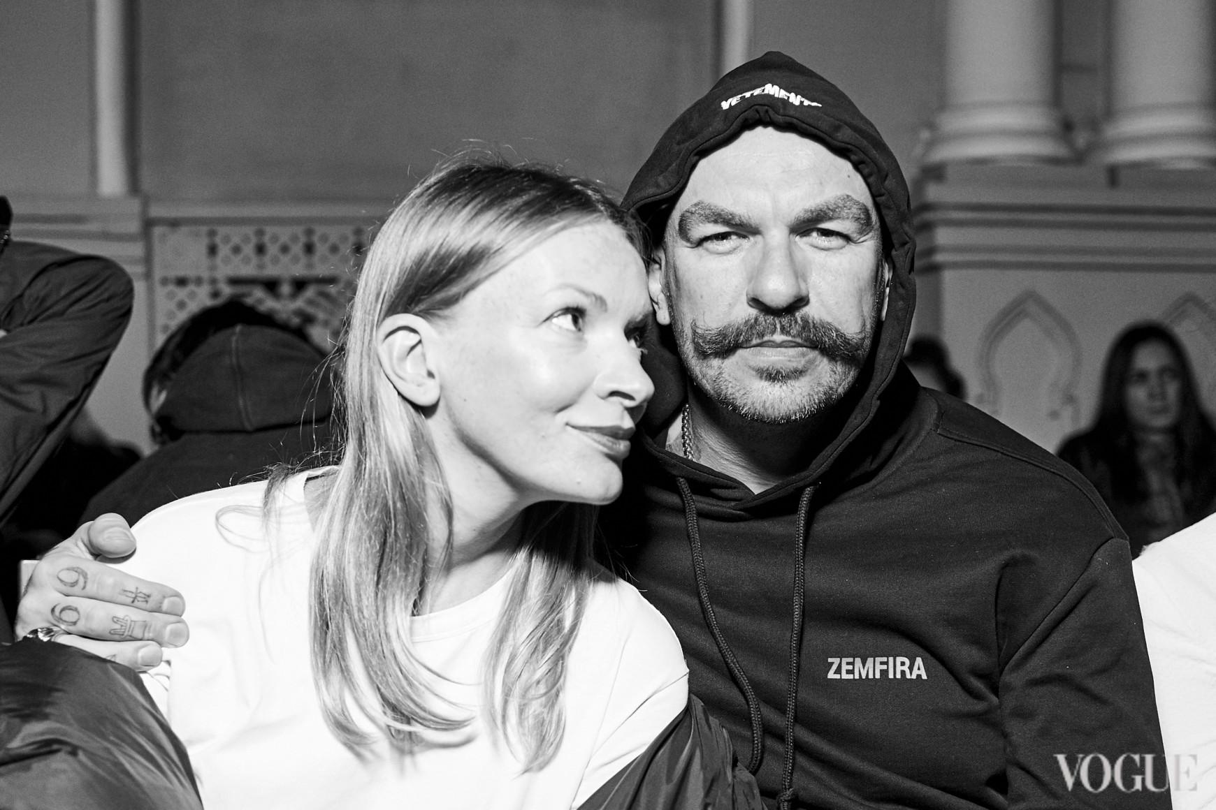 Полина Неня и Юрий Чернецкий