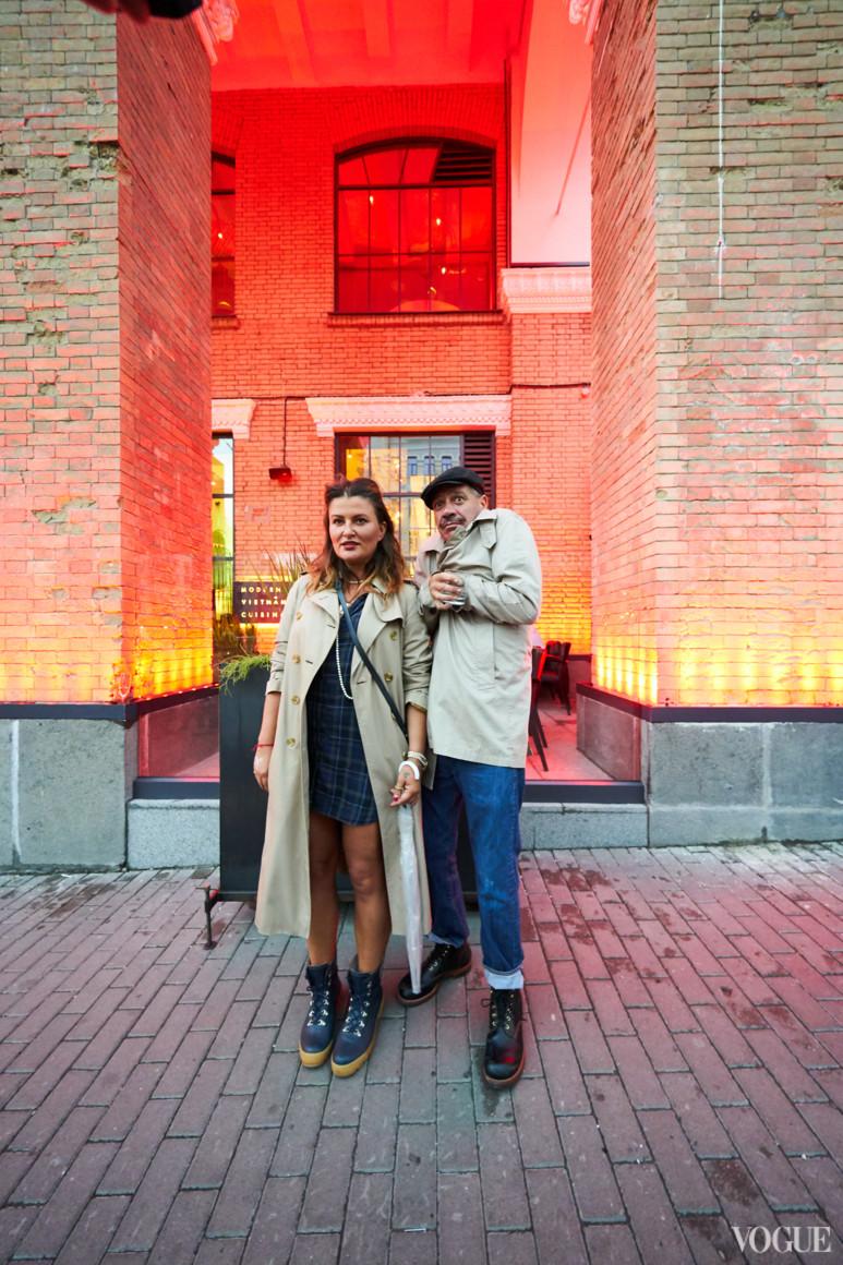 Маша Шубина и Илья Чичкан