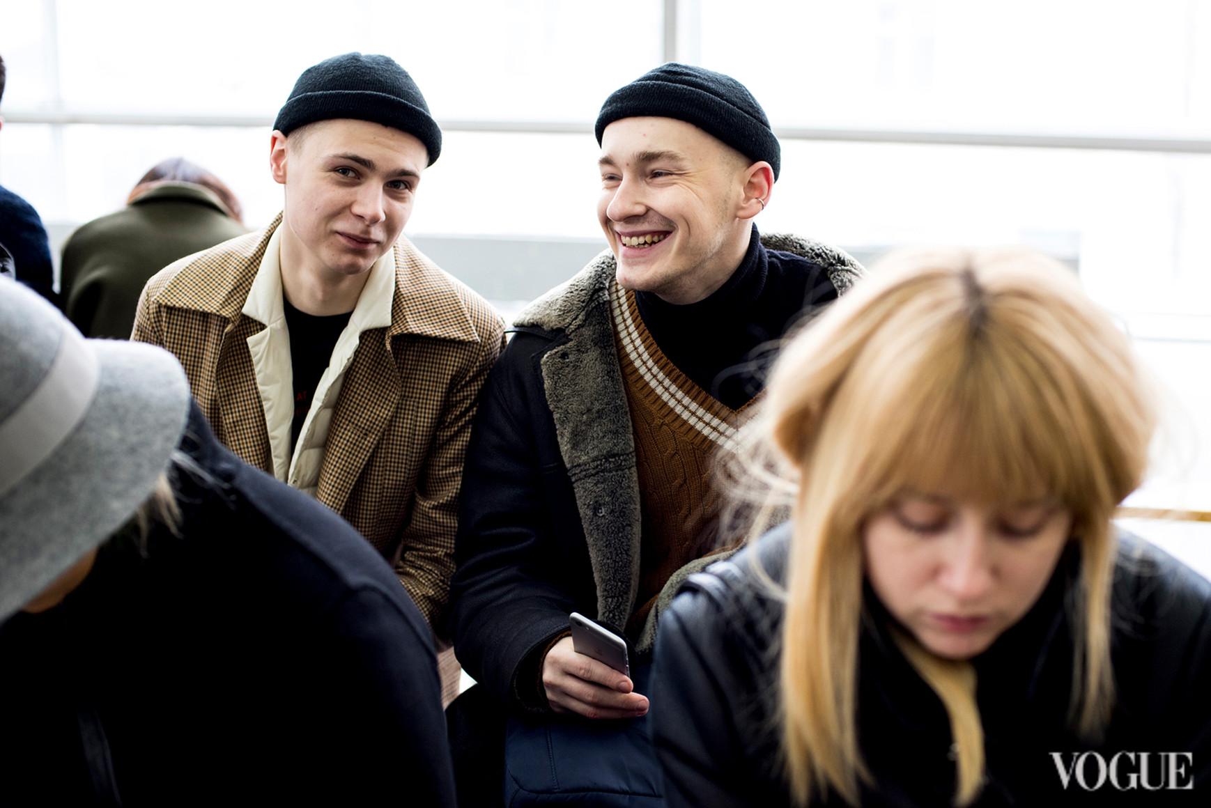 Дима Чаюн и Янтон Якшин