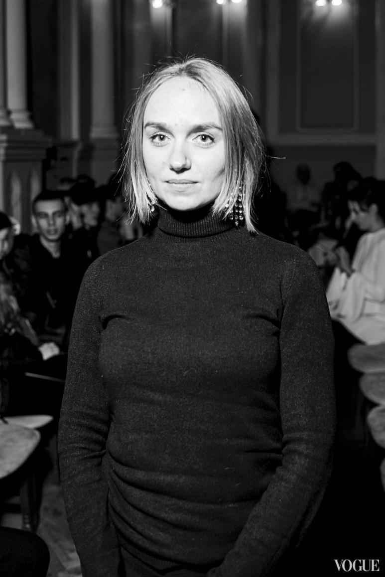 Даша Лагенберг