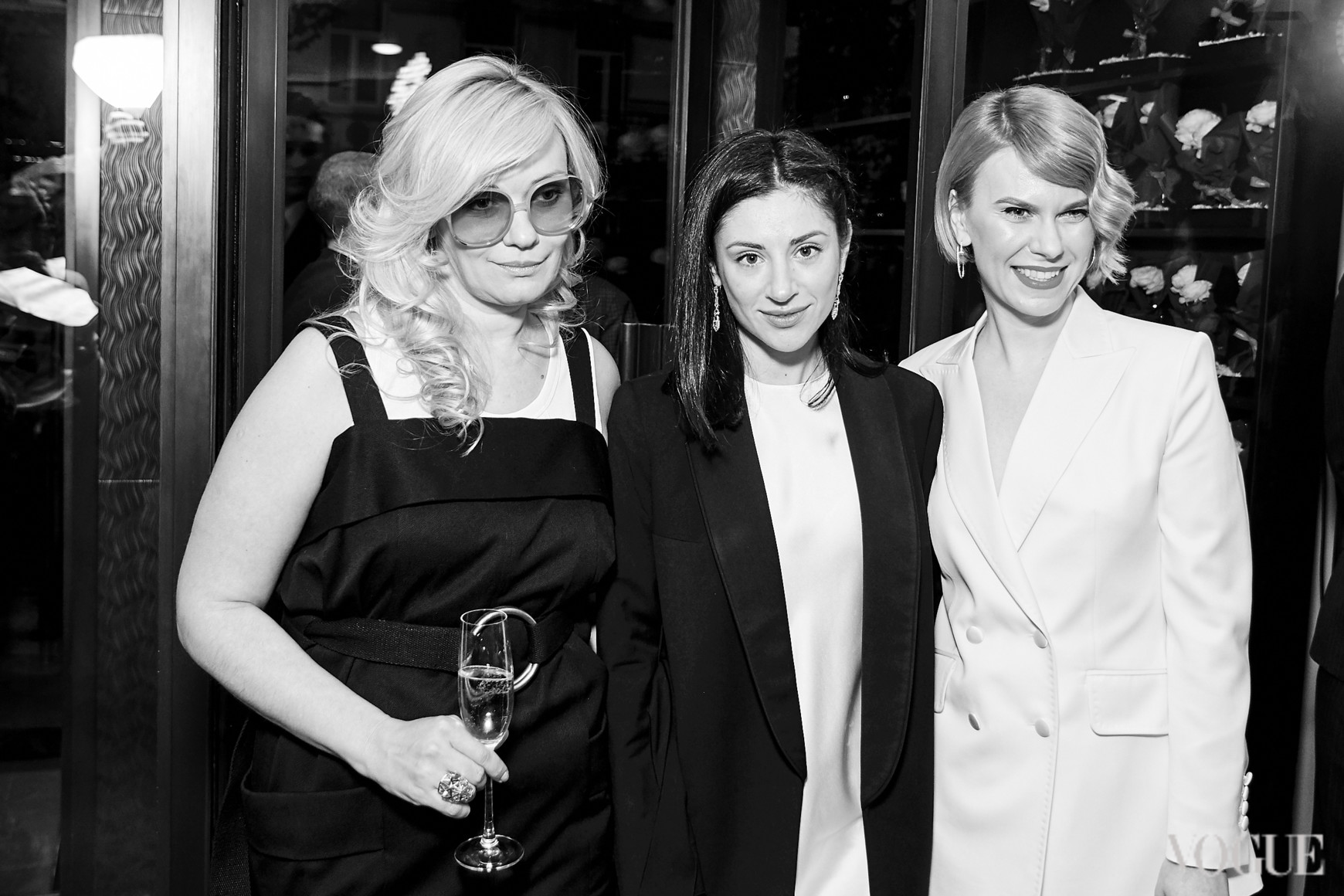 Ирина Ковальчук, Светлана Бевза и Наталья Листопад