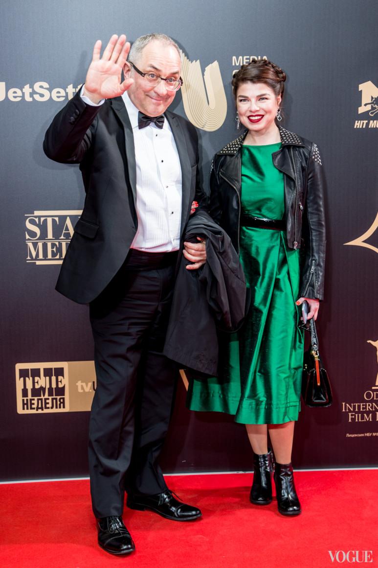Виктор Андриенко и Тоня Ноябрева