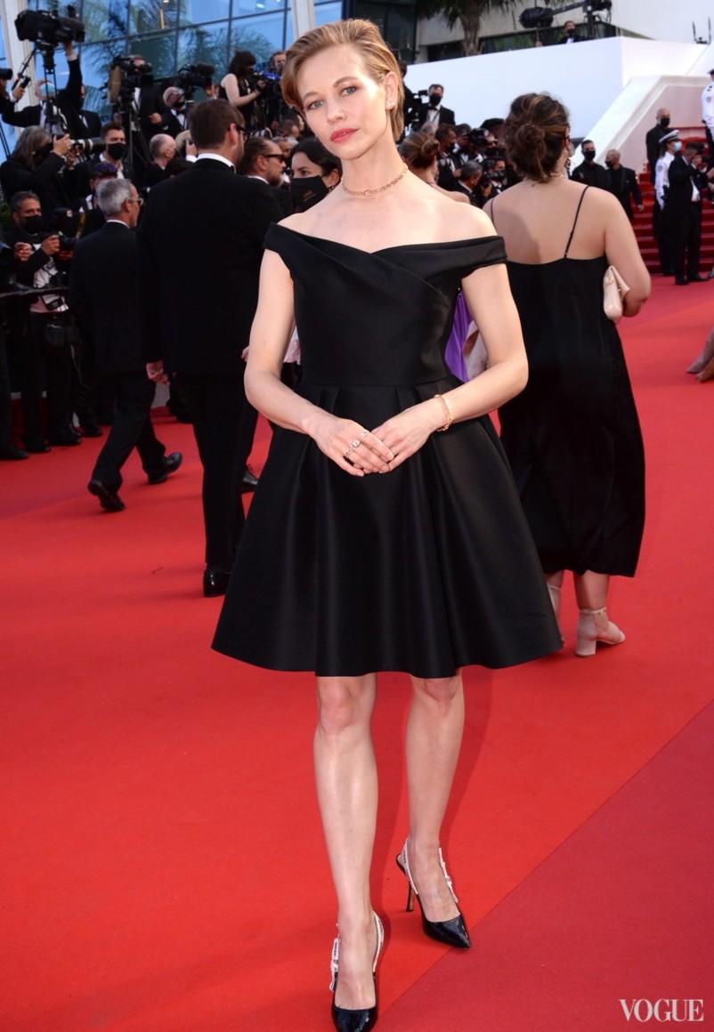 Светлана Устинова в Dior и украшениях Messika