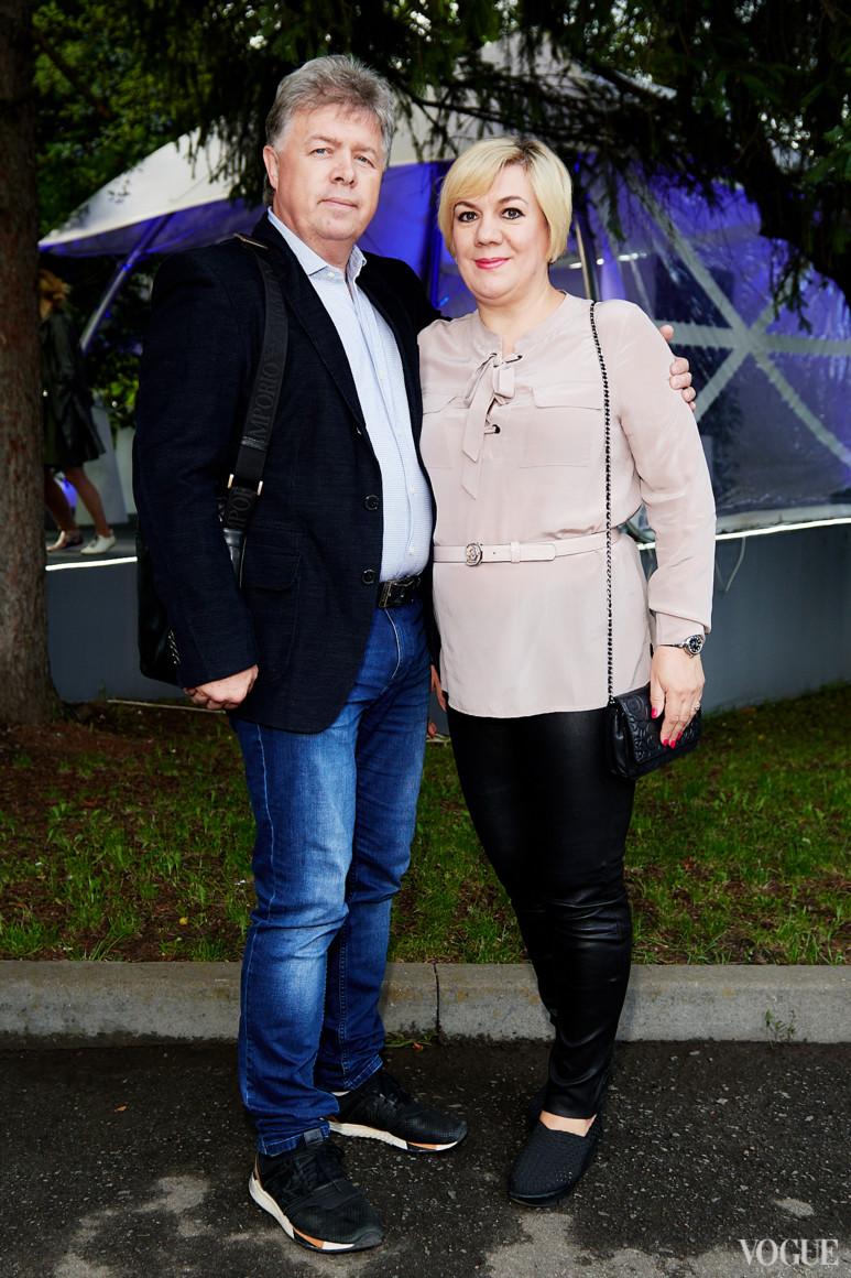 Игорь и Ирина Заря