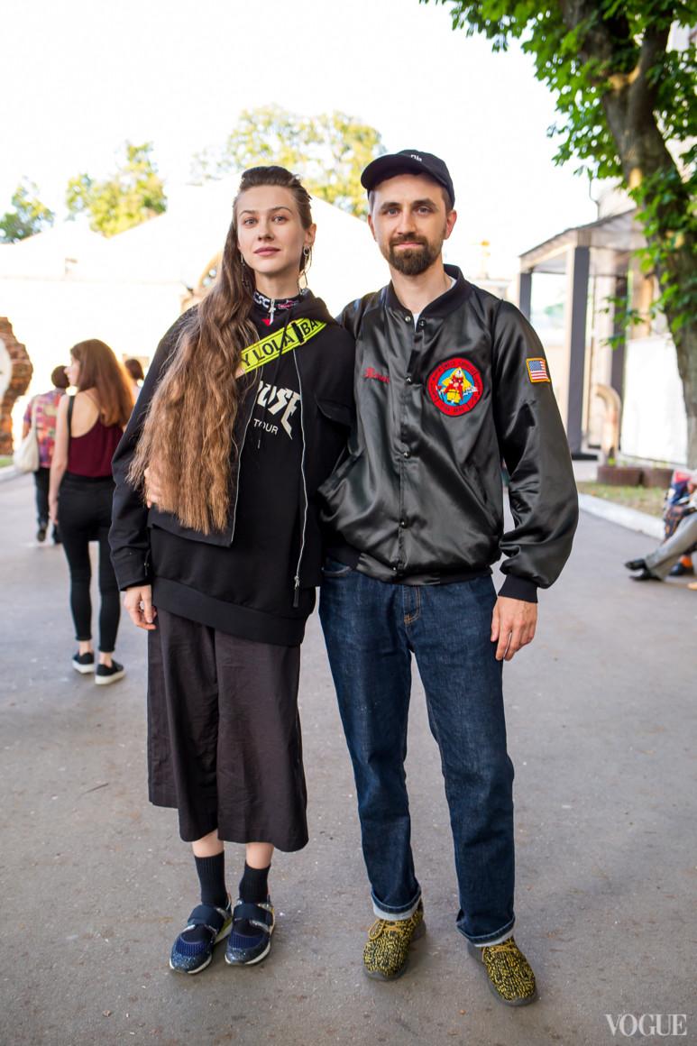 Таня Щеглова И Роман Новен